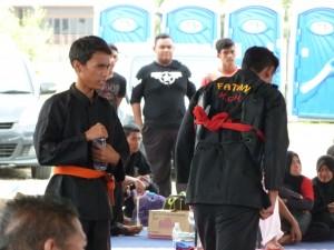 Silat Fatani - Olahraga 2015 (6)