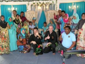 Silat Fatani - voyage 2012 (2)