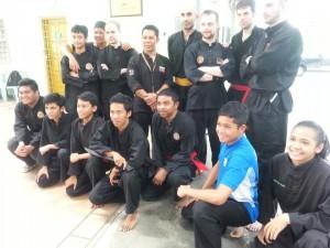 Silat Fatani - voyage 2013 (1)