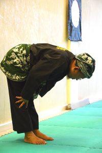 Stage Pencak Silat - Seni Gayung Fatani - 22012017 - Session n°1 (12)