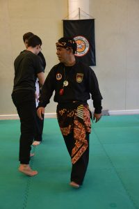 Stage Pencak Silat - Seni Gayung Fatani - 22012017 - Session n°1 (19)