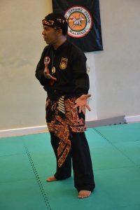 Stage Pencak Silat - Seni Gayung Fatani - 22012017 - Session n°1 (26)
