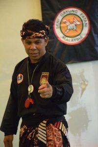 Stage Pencak Silat - Seni Gayung Fatani - 22012017 - Session n°1 (27)