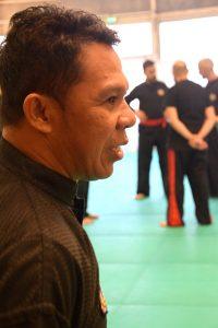 Stage Pencak Silat - Seni Gayung Fatani - 22012017 - Session n°1 (28)