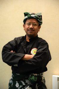 Stage Pencak Silat - Seni Gayung Fatani - 22012017 - Session n°1 (3)