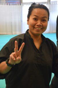 Stage Pencak Silat - Seni Gayung Fatani - 22012017 - Session n°1 (4)