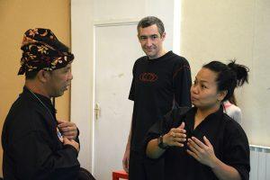 Stage Pencak Silat - Seni Gayung Fatani - 22012017 - Session n°1 (7)