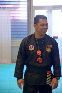 Stage Pencak Silat - Seni Gayung Fatani - 22012017 - Session n°2 (10)
