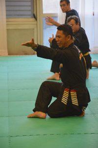 Stage Pencak Silat - Seni Gayung Fatani - 22012017 - Session n°2 (2)