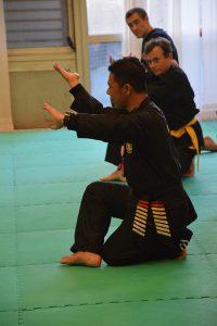 Stage Pencak Silat - Seni Gayung Fatani - 22012017 - Session n°2 (3)