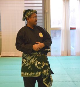 Stage Pencak Silat - Seni Gayung Fatani - 22012017 - Session n°2 (6)