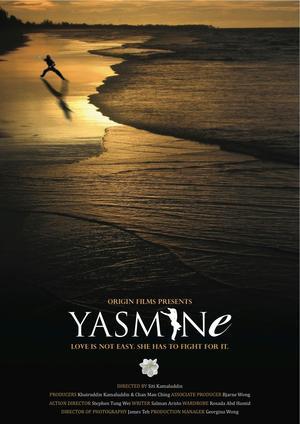 Culture Silat - Yasmine - 2014