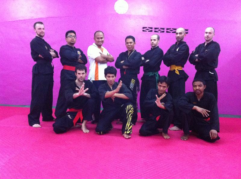Carnet de stage Silat Fatani 2013 - Silat Melayu