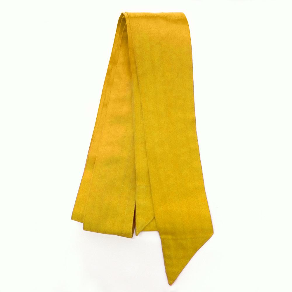 205a75da7616 Penchak Silat - Ceinture Jaune Seni Gayung Fatani Malaysia. L élève porte  désormais la ceinture jaune et le titre de ...