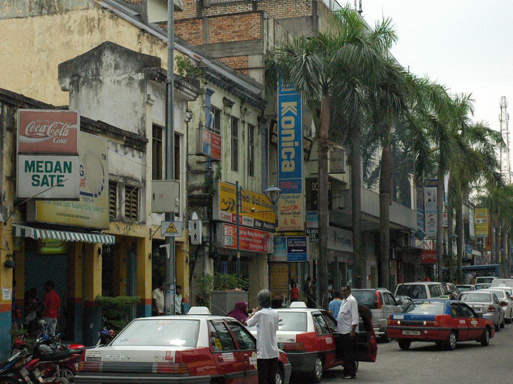 Penchak Silat - Visiste des rues de Kajang après entraînement Pencak Silat en Malaisie
