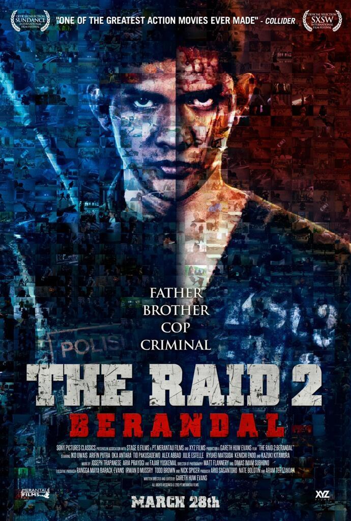 Culture Silat - The Raid 2 : Berandal - 2014